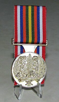 The New Zealand Special Service Medal ( Asian Tsunami ) 2005 Full Size Replica