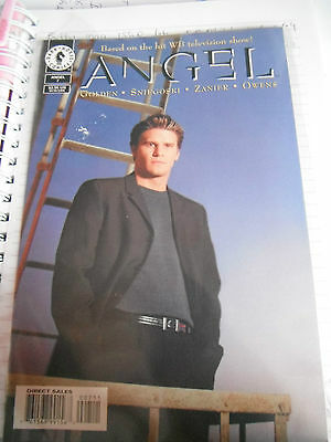 Angel Comic Issue 7 Brand New Wrapper