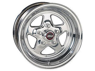Weld Racing Pro Star Wheel 15x15 in 5x4.75 in BC P/N 96-515278
