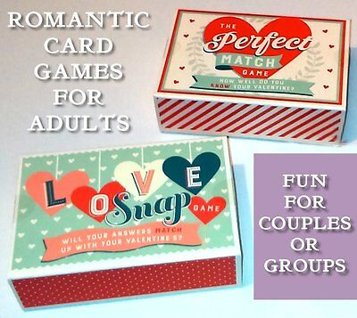 Love Snap ROMANTIC CARD GAME BOXED Match Answers QUIZ for PARTNERS COUPLES Score