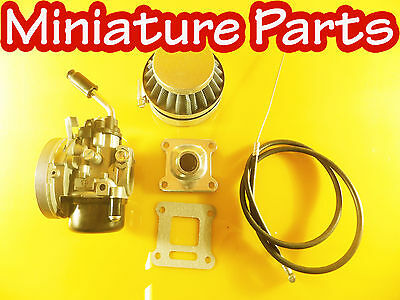 Minimoto Carb Mini Moto Performance 15Mm Carburettor Big Bore Sports Carb