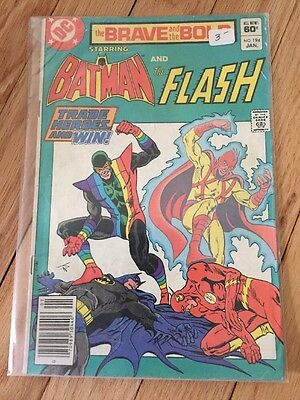 Brave and the Bold  #194,Batman and Flash