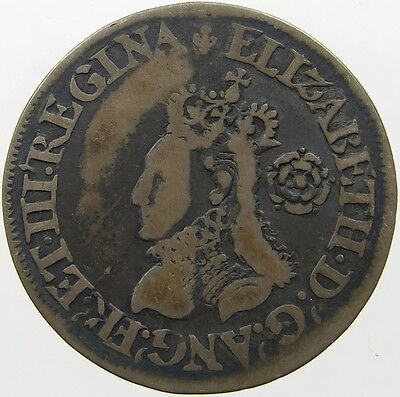 Great Britain 6 Pence 1568 Elizabeth I.   #t9 173