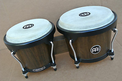 MEINL Headliner Designer Series BONGOS Vintage Wine Barrel!!! LOT #V512