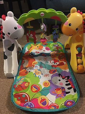 fisher price rainforest play gym- Excellent Condition