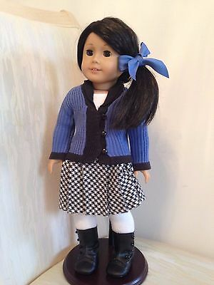 American Girl Rebecca School Outfit - a Retired Set