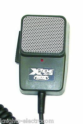XTREME 2018 DIGITAL ECHO POWER MIC  RF Limited Road Noise Microphone EC-2018XTR