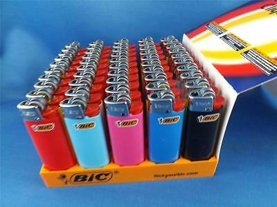 Bic Mini Lighter 50 Piece Tray Lot Great Value Free Shipping Canada Xmas Gift