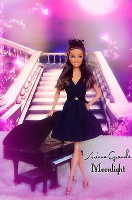 Ariana Grande Moonlight Collector Barbie Doll One Of A Kind