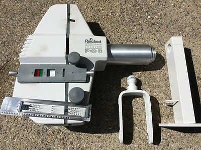 Reichert P-O-C 12084 Ophthalmology Chart Projector Ophthalmic Projector
