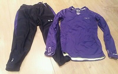 hind sports clothes age 9-10 years