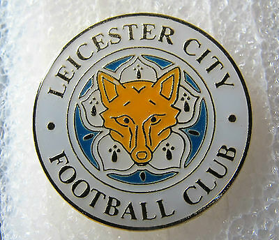 Leicester City FC Enamel Pin Lapel Badge
