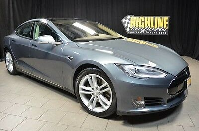 2013 Tesla Model S  2013 Tesla Model S Performance 85kWh, hp Electric Motor, Tech Pkg, Navigation