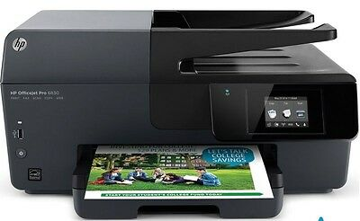 HP OfficeJet Pro 6830 All-in-One Inkjet Printer