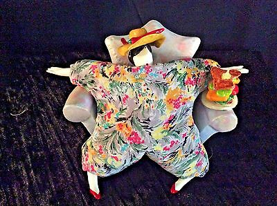 Rare Poupee Millet Doll with Gardening Hat with Chili Peppers
