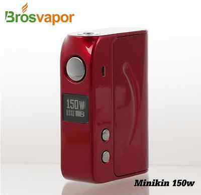 Asmodus Minikin 1.5 150 Watt Mod - 100% original free post - UK Seller only red