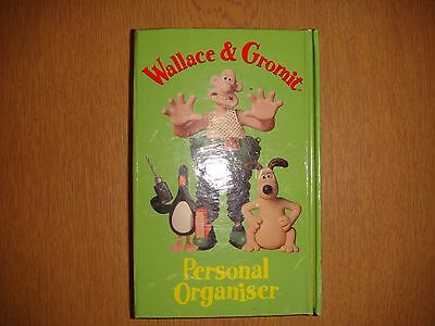 wallace and gromit personal organiser new