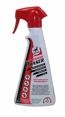 Horse Pony Fly Spray Power Phaser Horse Fly and Insect Repellent Spray 500ML
