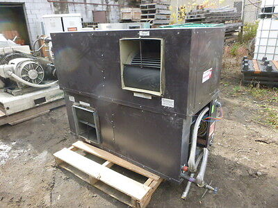Lot Of Two Climate Control Heat Pump Units
