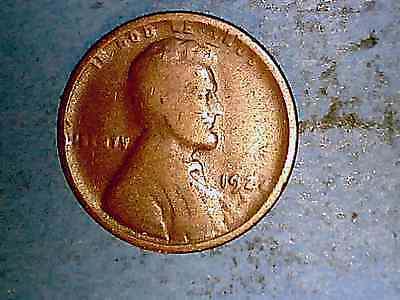 1922-D 1C BN Lincoln Cent In ~ Good Condition
