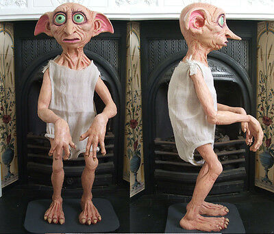Life Sized Harry Potter DOBBY replica display prop