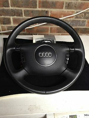 Audi allroad A6 Tiptronic Multi Function Steering Wheel & Air Bag