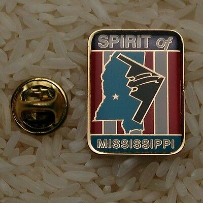 Northrop, B-2 Stealth Bomber,Spirit of Mississippi Pin, 1990, New