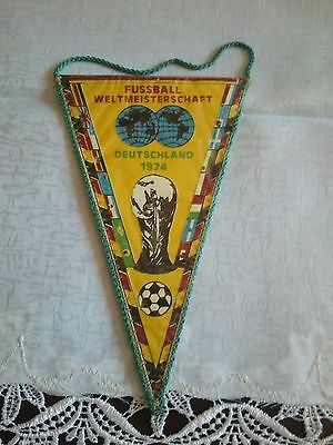 Germany 1974 World Cup Pennant