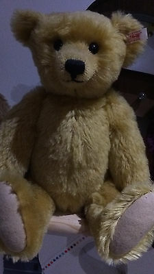Steiff White Label Limited Edition 2001 British Collector Bear