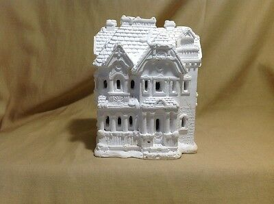 CA Creations Creative Crafts Plaster Ready Paint New Pillar Front Mansion