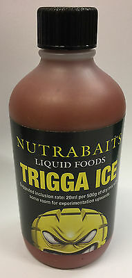 Trigga Ice Líquido Comestible 250ml by Nutrabaits