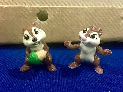 Disney Hagen-Renaker 1950s Chip and Dale