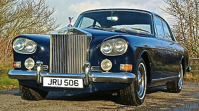 "1964 ROLLS ROYCE SILVER CLOUD III  Coupe ""Chinese Eye"""
