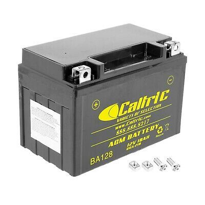 AGM BATTERY Fits HONDA PS250 Big Ruckus 250 2005 2006