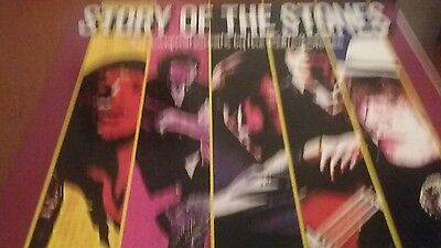 Rolling stones story of the stones