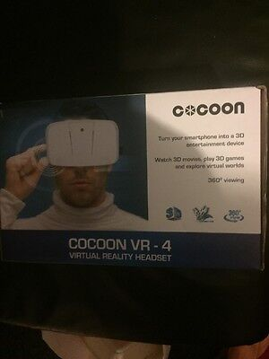 Cocoon Vr-4 Virtual Reality Headset