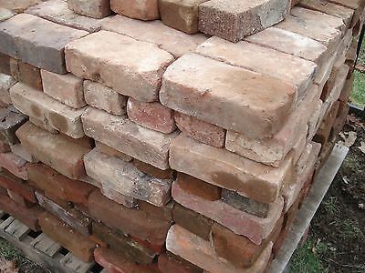 Antique Reclaimed Brick sold by the lot