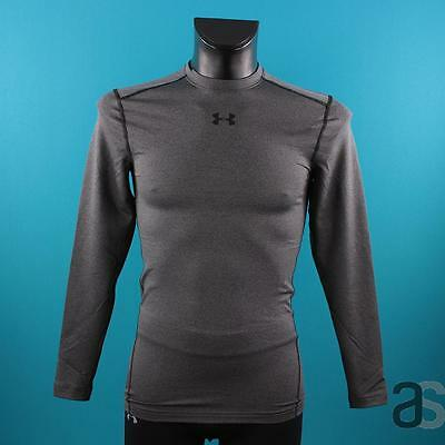 Under Armour Cold Gear Crew T-Shirt Intimo Uomo 1265650 090