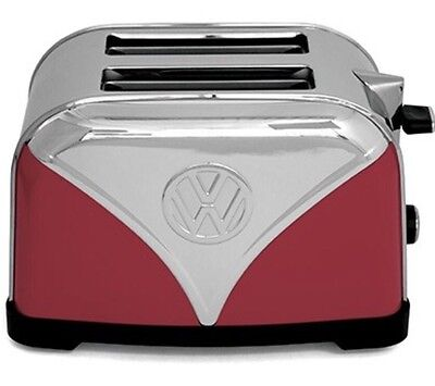 VW Officially Licensed Toaster - Red
