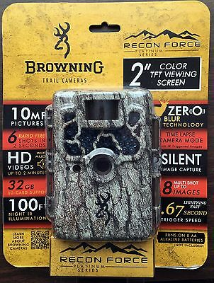 Browning Recon Force Platinum Series Trail Camera