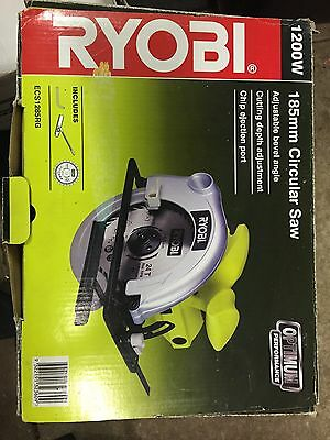 Ryobi Power Circular Saw As New