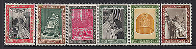 Vatican City 1966 4th Anniversary Council MUH