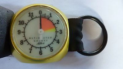 Skydiving Altimeter Glow Face Galaxy Alti-2