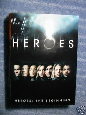 HEROES SETS The Beginning Season 1 & The Next Generation Pre Reborn TV Cards