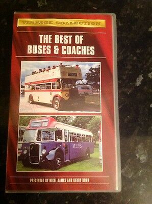 The Best of Buses & Coaches Video