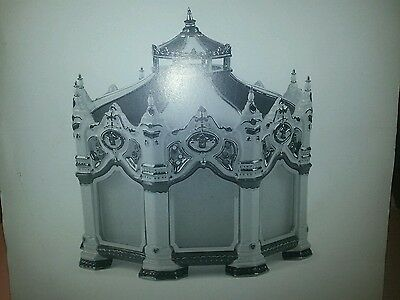 "Department 56 ""The Carnival Carousel"" Musical The Original Snow Village New"