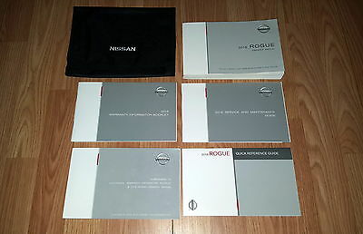 2016 Nissan Rogue Owners Manual 04177