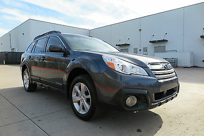 2014 Subaru Outback 2.5i Limited with Winter Package 2014 Subaru Outback 2.5i Limited. Leather upholstery, Winter Package, AWD, 37k!