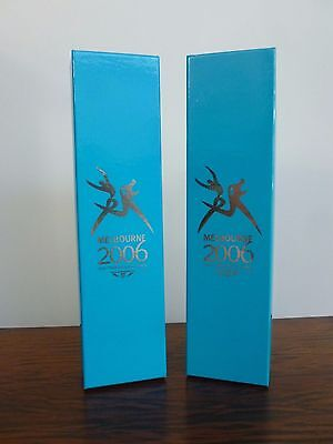 Melbourne 2006 Commonwealth Games Athletics (Two)  Batons