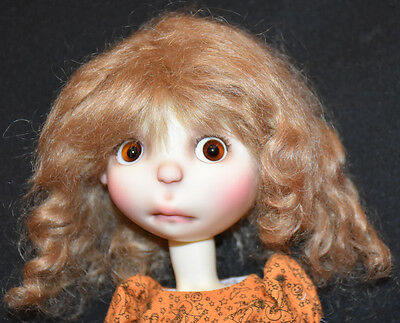"""Connie Lowe Sprocket Resin BJD Doll """"MOPPET"""" LImited"""